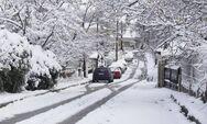 «Βορέας»: Το σχέδιο της Πολιτικής Προστασίας για την αντιμετώπιση έντονης χιονόπτωσης