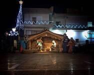 Πάτρα: Ξεχωρίζει η φάτνη του ναού των Αγίων Θεοδώρων στα Δεμένικα (φωτο)