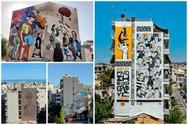 Tο 6ο Διεθνές Street Art Festival Πάτρας είναι γεγονός