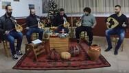 Τα κάλαντα των Χριστουγέννων της Κρήτης προσαρμοσμένα στον καιρό της πανδημίας (video)
