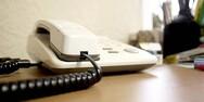 Πάτρα: Κατεβασμένα τα τηλέφωνα στη ΔΟΥ της Ακτής Δυμαίων