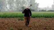Αφορολόγητες οι ενισχύσεις που λαμβάνουν οι αγρότες