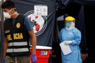 Περού: Ξεπέρασαν το 1 εκατομμύριο τα κρούσματα κορωνοϊού