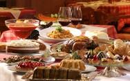 Πόσες θερμίδες κρύβει το εορταστικό τραπέζι