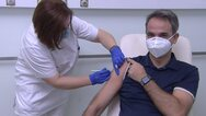 Covid 19: Εμβολιάστηκε ο Κυριάκος Μητσοτάκης