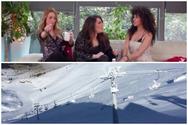 Οι 'Roomies' 'ταξίδεψαν' στο Χιονοδρομικό Κέντρο Καλαβρύτων (video)