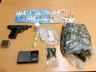 Πάτρα: Αστυνομικοί 'τσάκωσαν' 28χρονο κομμωτή με κοκαΐνη και χασίς (φωτο)