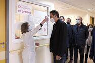 Μητσοτάκης: Το εμβόλιο είναι η αρχή του τέλους της πανδημίας