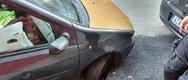 Πάτρα: Ο δρόμος κατάπιε τις ρόδες του αμαξιού του - Συνέβη σε κεντρική οδό