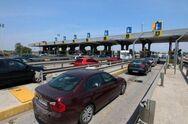 Διόδια: Νέες τιμές σε τέσσερις αυτοκινητοδρόμους - Τι ισχύει σε Δυτική Ελλάδα