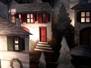 Μια φορά κι έναν καιρό... ήταν ένα Χριστουγεννιάτικο χωριό στο κέντρο της Πάτρας (φωτο)