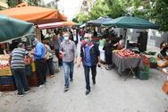 Πάτρα: Εγκρίθηκε από την Επιτροπή Ποιότητας Ζωής του Δήμου το Σχέδιο Κανονισμού των λαϊκών αγορών