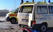 Αγρίνιο - Τροχαίο ατύχημα με τραυματισμό