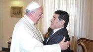 Πάπας για τον Μαραντόνα: «Ποιητής» στο γήπεδο, εύθραυστος σαν άνθρωπος