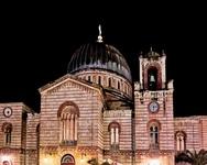 Ο ναός που σχεδίασε ο Ερνέστο Τσίλλερ και δεσπόζει στην καρδιά του Αιγίου
