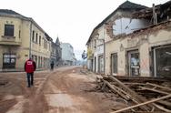 Ο Ελληνικός Ερυθρός Σταυρός στο πλευρό των σεισμόπληκτων στη Κροατία