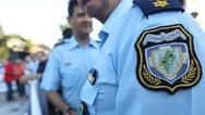 Σφαίρα καρφώθηκε σε ταξί στο Μενίδι