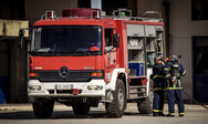 Δυτική Ελλάδα: Ξέσπασε φωτιά σε σπίτι στον Πλατανίτη (video)