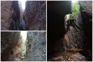 Πάτρα - Το φαράγγι Μπουντρούμι στο ρέμα Διακονιάρη (pics+video)