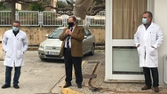 Δήμαρχος Αιγιάλειας: 'Όχι στην υποβάθμιση, ναι στην επάρκεια προσωπικού στο Νοσοκομείο Αιγίου'
