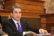 Λοβέρδος: 'Η αντικατάστασή μου υπήρξε επιλογή και απόφαση της προέδρου'