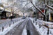 Κακοκαιρία «Λέανδρος»: Ψυχρή εισβολή με πολικές θερμοκρασίες και χιόνια από την Πέμπτη