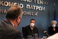 Τσίπρας από Πάτρα: «Πρωτοφανής ανεπάρκεια και καθυστερήσεις στον εμβολιασμό» (video)