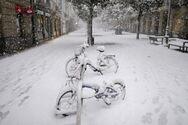 Οι καταστροφές από τη χιονοθύελλα στη Μαδρίτη ξεπέρασαν τα 1,3 δισ. ευρώ