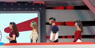 'Πάρτι' στο «Ράδιο Αρβύλα» με παίκτρια του Ρουκ Ζουκ (video)
