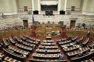 Βουλή: Σήμερα η συζήτηση σε επίπεδο πολιτικών αρχηγών για την πανδημία