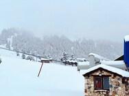 Καλάβρυτα: Με πυκνό χιόνι, αλλά χωρίς σκιέρ το χιονοδρομικό (video)