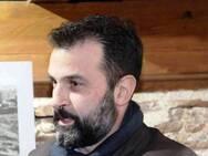 Ο Πατρινός Γιώργος Σκιαδαρέσης αν. προϊστάμενος της Εφορείας Αρχαιοτήτων Αγίου Όρους