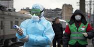 Κορωνοϊός - Ρωσία: 20.921 κρούσματα και 559 οι θάνατοι