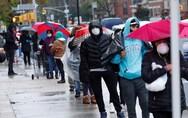 ΗΠΑ: Καταβαράθρωση της εστίασης λόγω πανδημίας