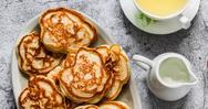 Συνταγή για Pancakes μήλου