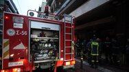 Φωτιά σε διαμέρισμα στο Ίλιον - Νεκρή ανασύρθηκε μία γυναίκα
