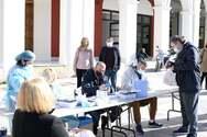 Πάτρα: Δωρεάν rapid test στην πλατεία Γεωργίου και στα Προσφυγικά (φωτό)
