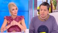 Γιάννης Πουλόπουλος - Κατέρρευσε στον αέρα για τα ρατσιστικά σχόλια και το bullying (video)