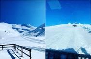 Χιονοδρομικό Κέντρο Καλαβρύτων: Έτοιμο να ανοίξει εφόσον το επιτρέψουν οι συνθήκες (pics)