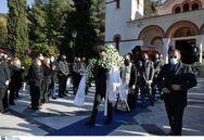 Σε κλίμα οδύνης η κηδεία του Σήφη Βαλυράκη