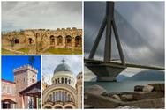 Περιήγηση στην Πάτρα - Ένα «μωσαϊκό» από στιγμές και αξιοθέατα της Αχαϊκής πρωτεύουσας (video)