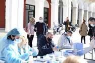 ΕΟΔΥ - Κορωνοϊός: Τι έδειξαν οι δωρεάν έλεγχοι ταχείας ανίχνευσης αντιγόνου στην Δυτική Ελλάδα
