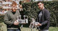 Δύο τελειόφοιτοι από την Πάτρα δημιούργησαν ένα ρομποτικό σύστημα για αγροτικές καλλιέργειες