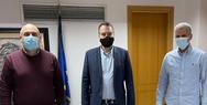 Θανάσης Παπαθανάσης: 'Προτεραιότητά μας η προστασία των συμπολιτών μας'
