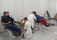 σπιράλ: Προσφορά χώρου για αιμοδοσία