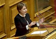 Η Χριστίνα Αλεξοπούλου κατέθεσε ερώτηση για πρόσβαση των δικηγόρων σε βάση δεδομένων