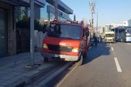 Μαρούσι: Γέννησε επί της Κηφισίας - Συνέδραμαν πυροσβέστες και αστυνομικοί