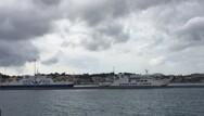 Δεμένα τα πλοία ανοιχτού τύπου στα λιμάνια Κέρκυρας και Ηγουμενίτσας εξαιτίας ισχυρών ανέμων