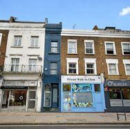 Πωλείται το στενότερο σπίτι του Λονδίνου