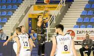 Κύπελλο Ελλάδας: Πρόκριση με «καρδιοχτύπια» στους «4» για τον Προμηθέα - Νίκησε τον Κολοσσό